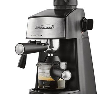 High Rated Espresso Machine for $33 with Free Shipping
