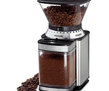 55% off Cuisinart DBM-8 Supreme Automatic Coffee Grinder