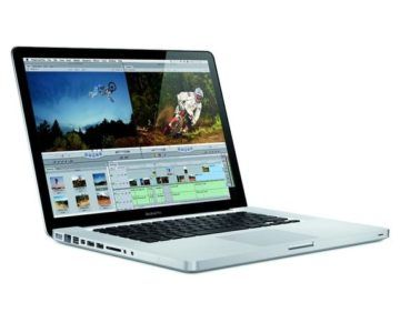 15″ Apple MacBook Pro with 3 Year Warranty on sale for $399.98
