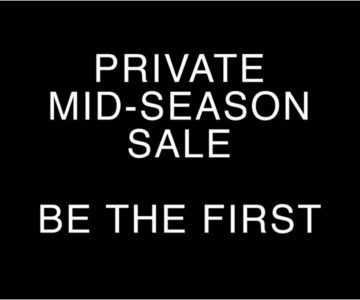 Take 25% off SS18 collection at Slam Jam Socialism during the Private Mid-Season Sale