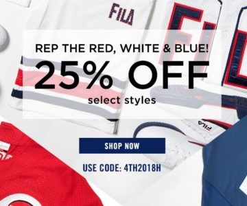 Jimmy Jazz 25% off 4th of July Sale
