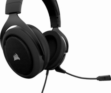 CORSAIR – HS60 Gaming Headset on sale for $40 (normally $70)