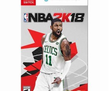 50% off NBA 2K18 for Nintendo Switch