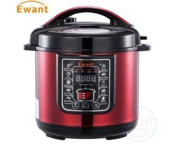 60% off Ewant 6qt Multifunctional Electric Pressure Cooker