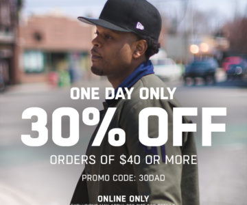 30% OFF – Lids Father's Day Sale
