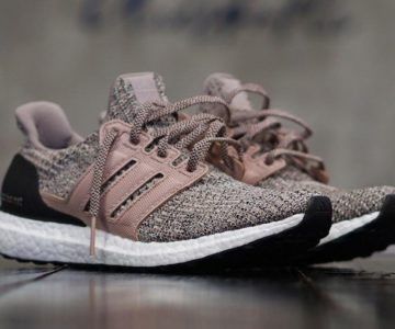 Men's Ash Pearl Ultra BOOST on sale for $103
