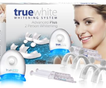 truewhite Advanced Plus 2 Person Teeth Whitening System on sale for under $10