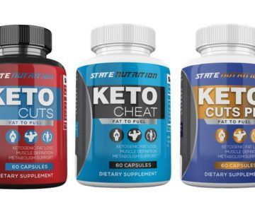 70% off Keto Diet Stack, Fat to Fuel, Carb Blocker & Appetite Suppressant – Only $29.99