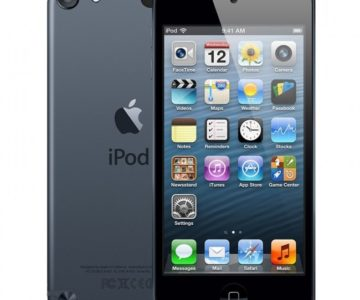 16GB Apple iPod Touch on sale for $79.99 with Free Shipping