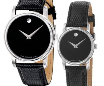 Movado Museum Watches on sale for $169 (retail $550)