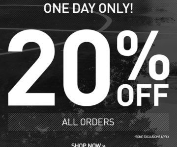 20% off NBA Jerseys, Fan Gear and Footwear – One Day Sale