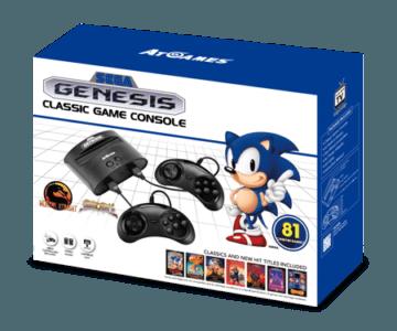 50% off Sega Genesis Classic Game Console