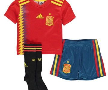 30% off Spain World Cup Jerseys and Merchandise