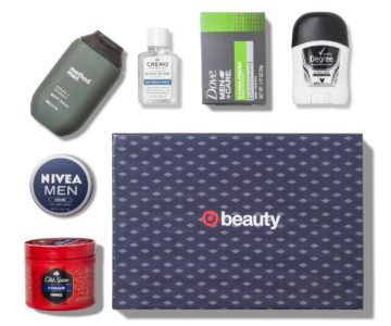 "Mens ""Beauty Box"" on sale for just $5"