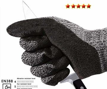 Cut Resistant Gloves for $6.48 after coupon