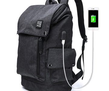 Anti-Theft USB Charging Backpack on sale for $20.99
