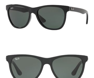 Authentic Ray-Ban Wayfarer and Aviator sunglasses on sale for just $59.99