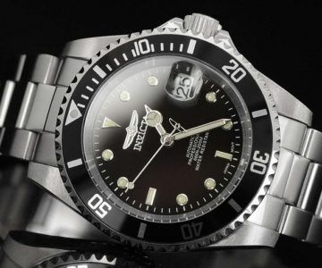 #PrimeDay Deal – Invicta Silver Pro Diver Watch for only $34