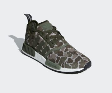 adidas NMD_R1 Duck Camo on sale for $125