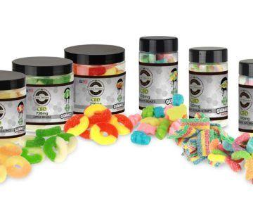 40% off CBD Gummies by Live Green Hemp