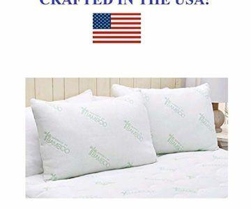 70% off Bamboo Memory Foam Pillows