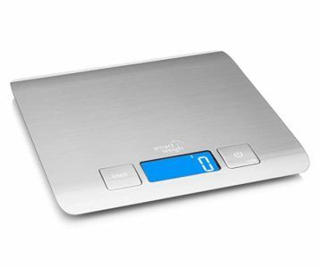Smart Weigh Stainless Steel Digital Scale UNDER $5