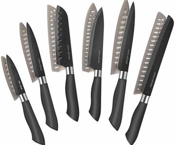 12 Piece Knife Set for just $10.99