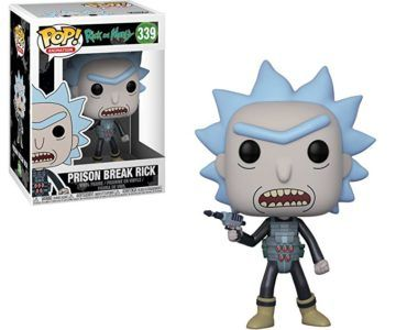 Funko POP! Rick & Morty: Prison Escape Rick on sale for just $5.29