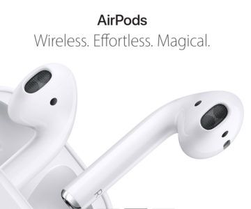 Apple AirPods for only $115 with Free Shipping