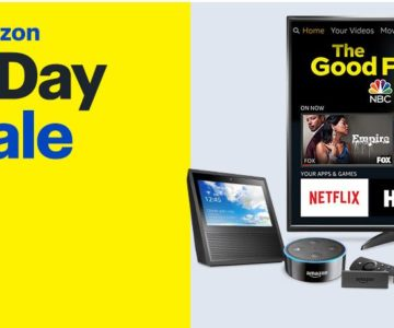 Amazon 2-Day Sale – Up to 50% off