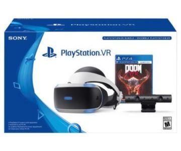 Playstation 4 VR Doom Bundle – $212 Shipped