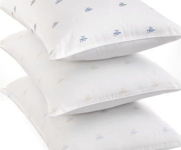 Ralph Lauren Down Alternative Pillows on sale for just $5.99