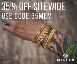 Mister Jewelry – 35% off Site-Wide