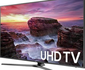 Samsung 58″ 4K UHD TV for $399 with Free Shipping