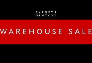 Take an EXTRA 60% OFF at Barneys Warehouse