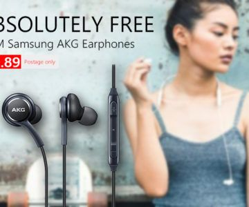 Samsung AKG S8 Headphones Earbuds for UNDER $1
