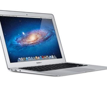 Apple MacBook Air on sale for $315 with Free Shipping