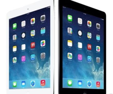 Apple iPad Air for $139.99