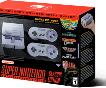 SNES Classic Mini for $69.99 with Free Shipping and No Tax