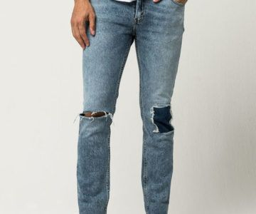 Levi's 511 Distressed Jeans on sale for just $15