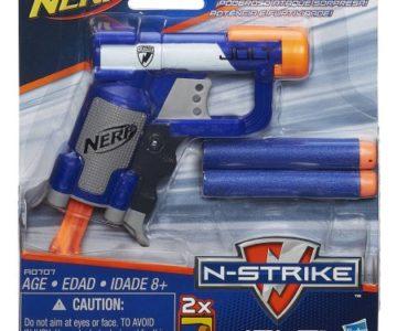 Nerf N-Strike Elite Jolt Blaster on sale for $3.97