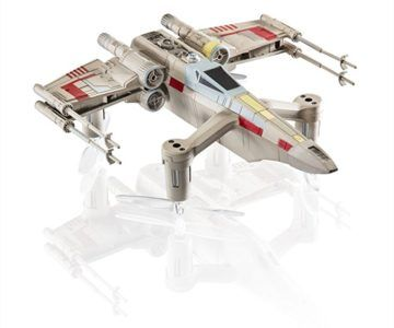 80% OFF Star Wars Quadcopter: X Wing Collectors Edition Battle Drone