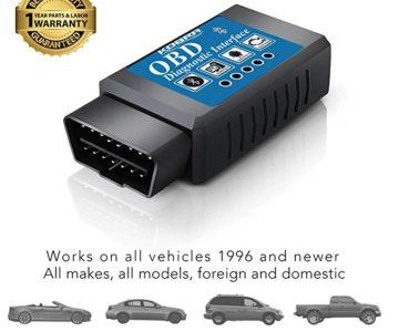 KOBRA OBD2 Wireless Car Diagnostics – $7.12 after coupon