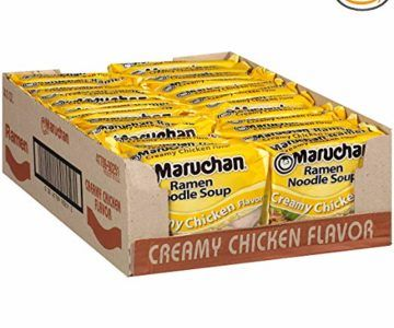 24 Pack of Ramen Noodles for UNDER $1