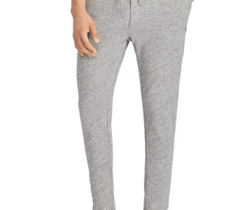 65% OFF – Polo Ralph Lauren Spa Terry Sweatpants on sale for $32 (normally $90)