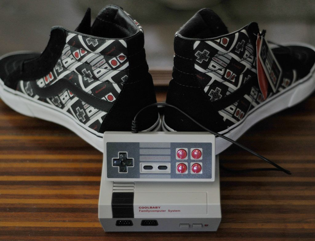 Fake NES Mini Nintendo