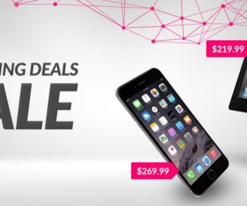 Up to 80% off Apple Super Sale Event