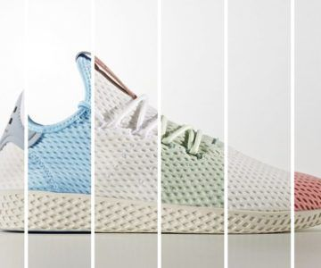 Pharrell Williams x adidas Tennis Hu on sale for just $39.99 with Free Shipping