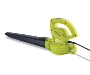 Sun Joe All Purpose Electric Leaf Blower for $19 with Free Shipping
