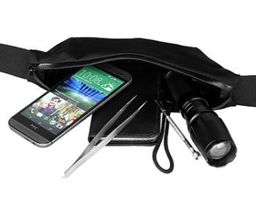 92% off Expanding Waist Pack for the Gym, Hiking, Biking etc…